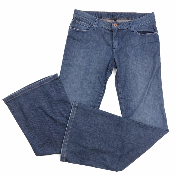 Chip & Pepper Denim - Chip & Pepper | Dark Wash Flare Jeans